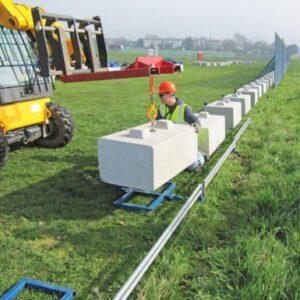 Quick installation fencing