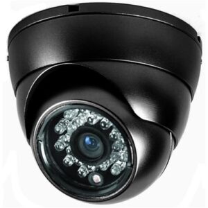 Dome CCTV camera with Infra red lights.