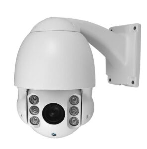 Small PTZ commercial CCTV camera