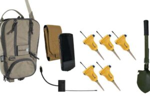 A Moss Portable Tactical Kit of buried detection sensors